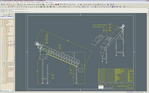 plan de fabrication